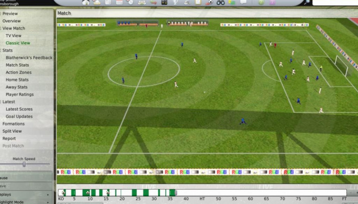 к игре Football Manager 2009