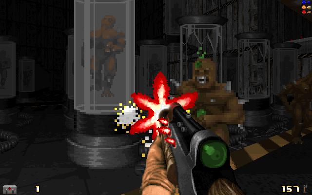 к игре Action Doom 2: Urban Brawl