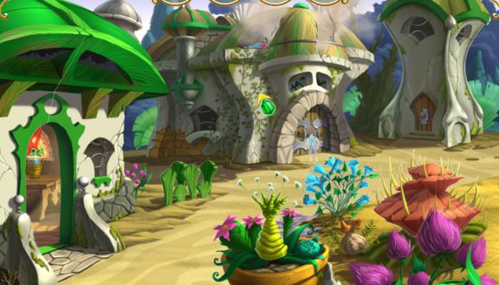 к игре Волшебник Изумрудного города: Огненный бог Марранов