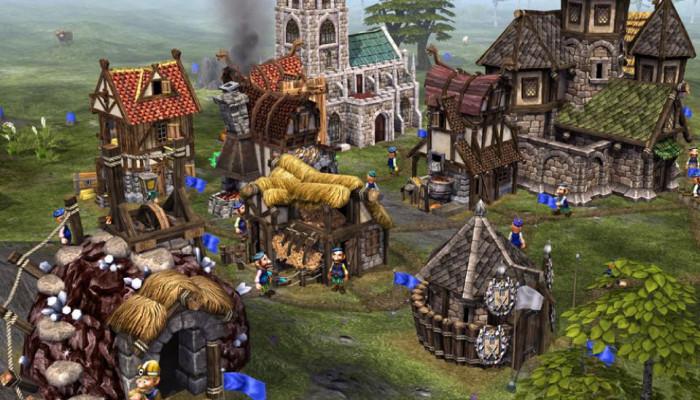 к игре Settlers 2: Awakening of Cultures, The