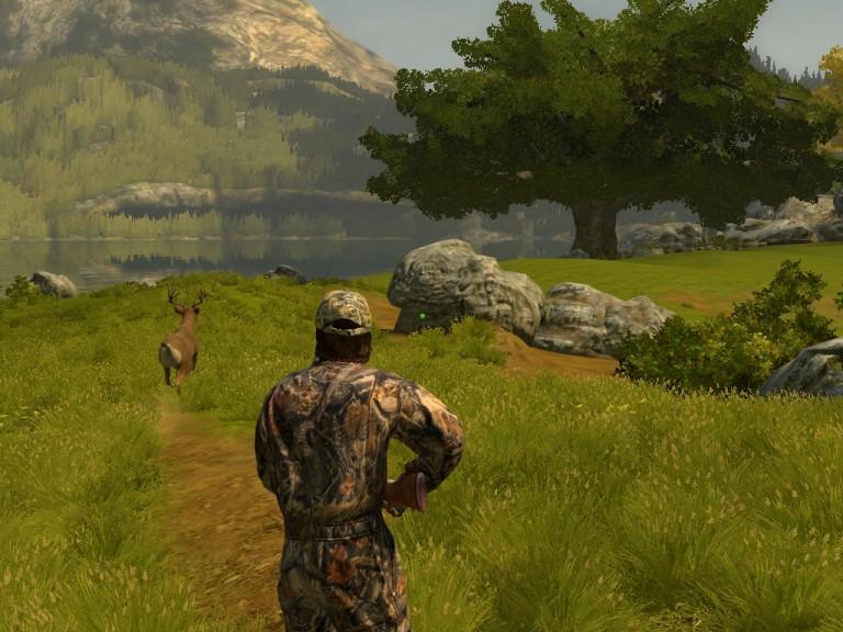 Онлайн игра the hunter симулятор охоты онлайн видео, обзор.