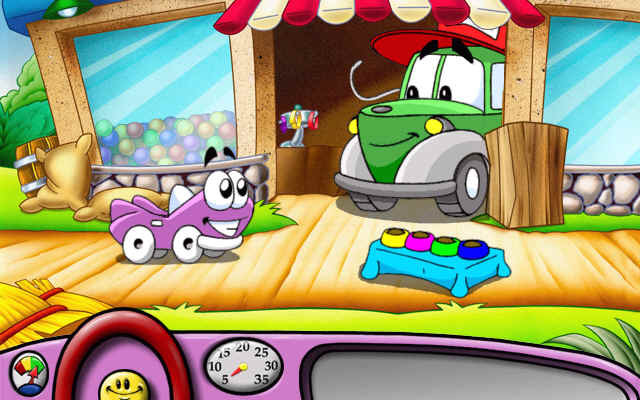 к игре Putt-Putt Joins the Parade
