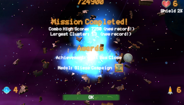 к игре Planet Busters