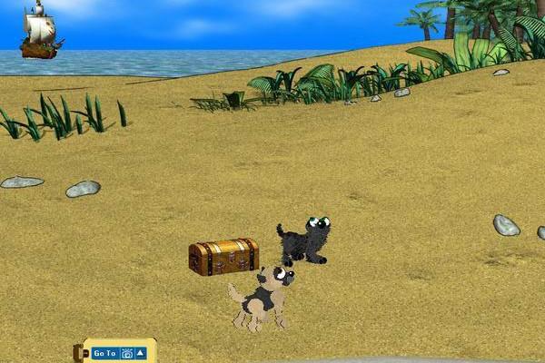 к игре Dogz 5
