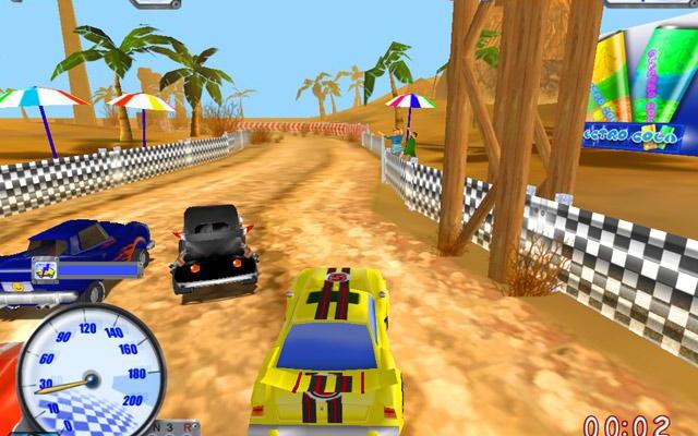 к игре Funny Racer