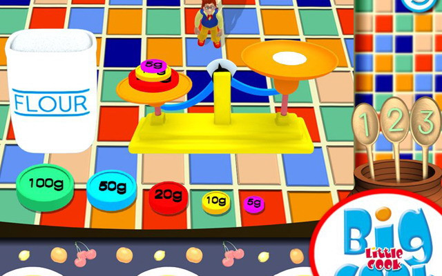 к игре Big Cook Little Cook: Fairytale Fun