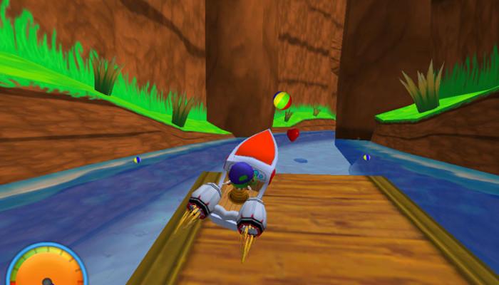 к игре Dino SpeedBoat