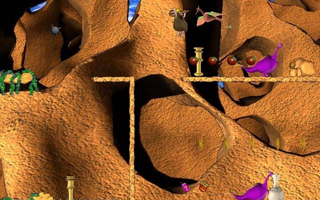 к игре Caveman Adventures