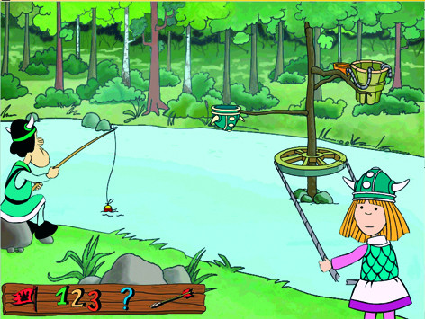 к игре Vicky the Viking: The Big Trial