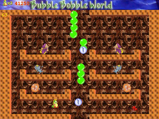 Bubble bobble nostalgie free download.