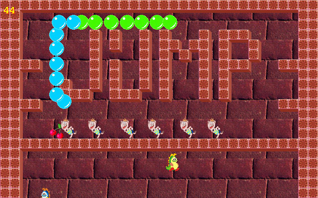 к игре Bubble Bobble World