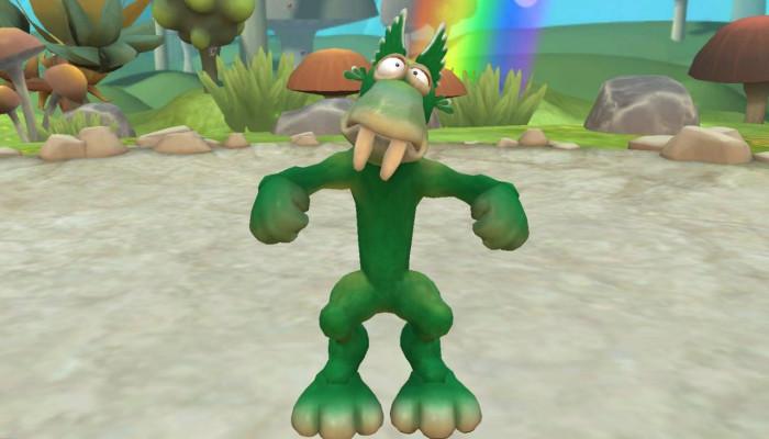 к игре Spore: Creepy & Cute Parts Pack