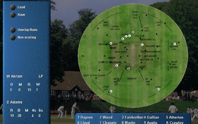 к игре International Cricket Captain