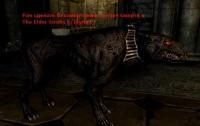 The Elder Scrolls 5: Skyrim как сделать гончие смерти бессмертными