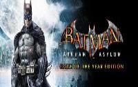 Проблема с запуском Batman: Arkham Asylum Game of the Year Edition.