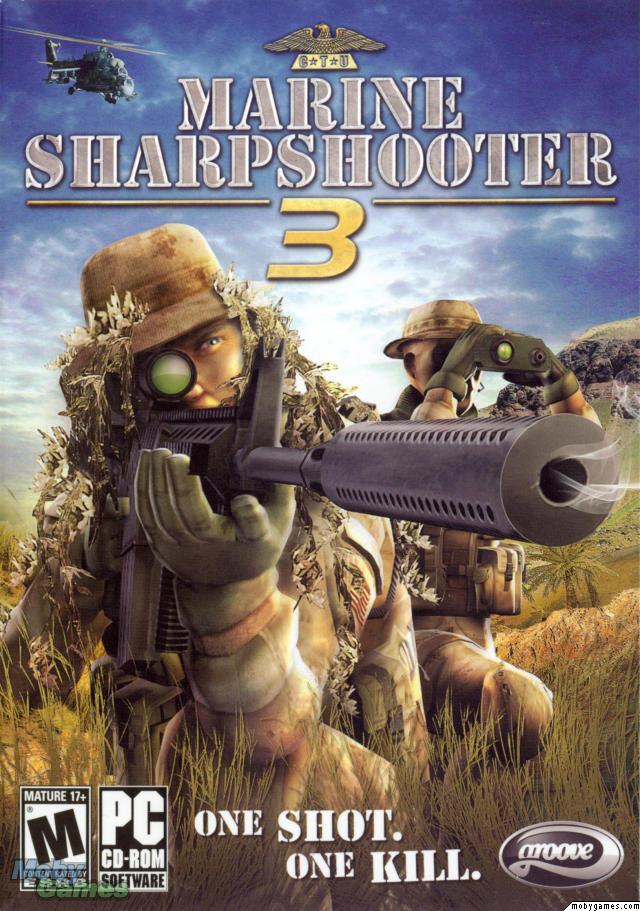Скачать игру marine sharpshooter- Скачать Возвращение морпеха / Marine Shar