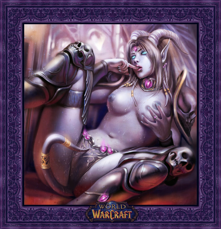 World of warcraft draenei nude patch erotic clips