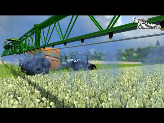 Компьютерная игра Farming Simulator 2013. Titanium Edition (PC) .