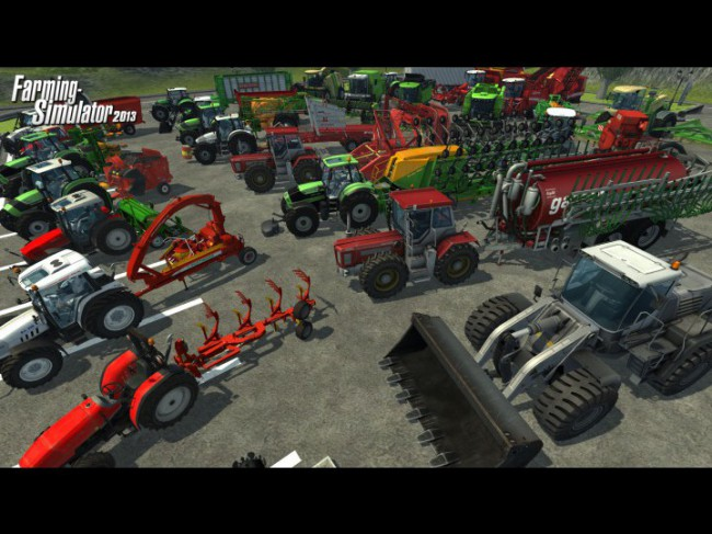 Farming Simulator 2013 Crack - Download , farming simulator 2013 cкачати
