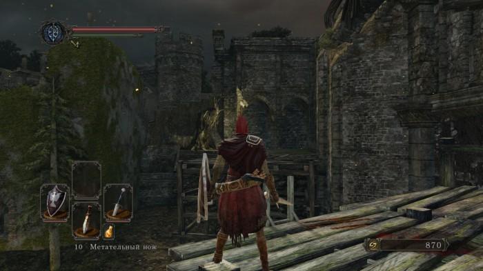Dark Souls 2 мод на Графику