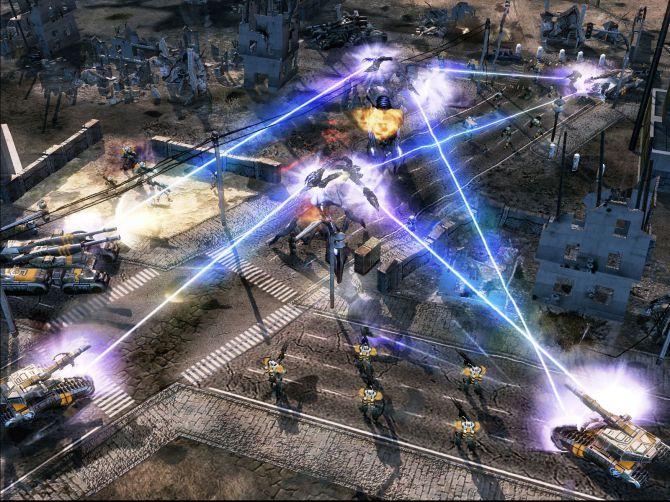 Command & Conquer 3: Tiberium Wars. Ссылки на дружественные сайты.