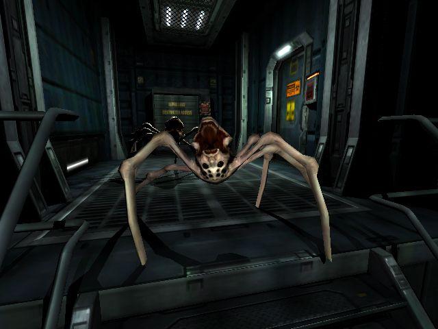 Doom 3 на XBOX.