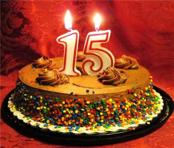 Поздравления с 15 днем рождения для мальчиков