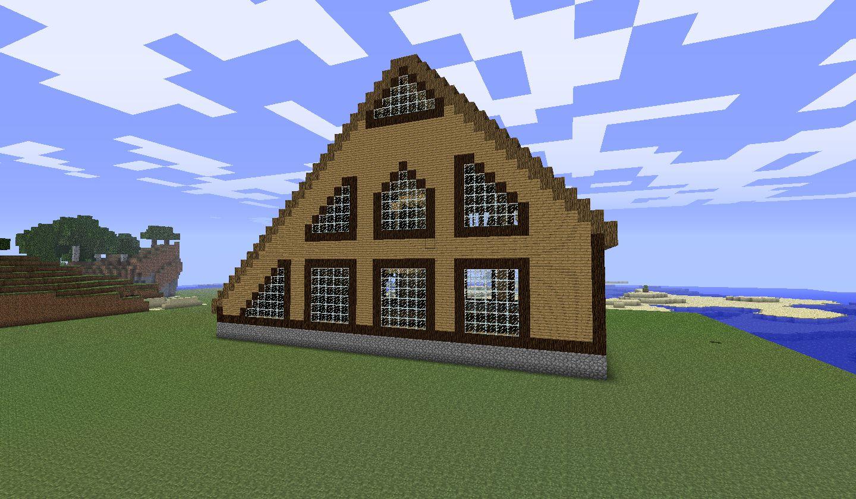 Как строить в майнкрафт замок