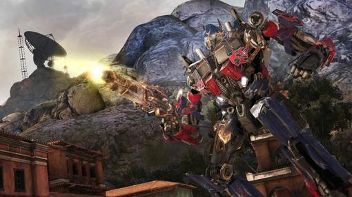 скачать игра Transformers 3 - фото 2