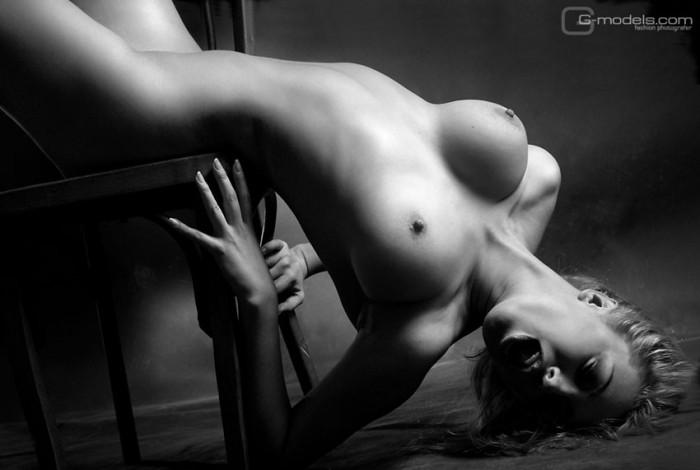 Красота женского тела - красивые эротические фото (17 фото) .