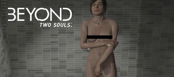 Beyond Two Souls Обнаженная Героиня