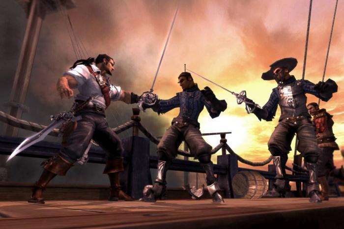 Pirates blood full movie 2008