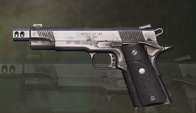 M1911a1 warface