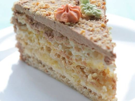 Торт киевский рецепт с фото по госту