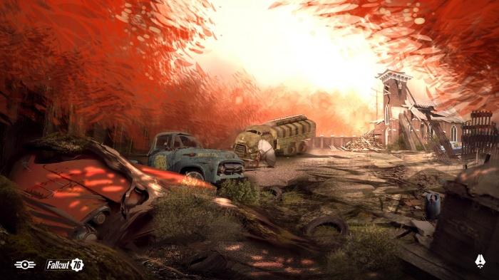 Fallout 76  Хроника провала  / Блог Diml