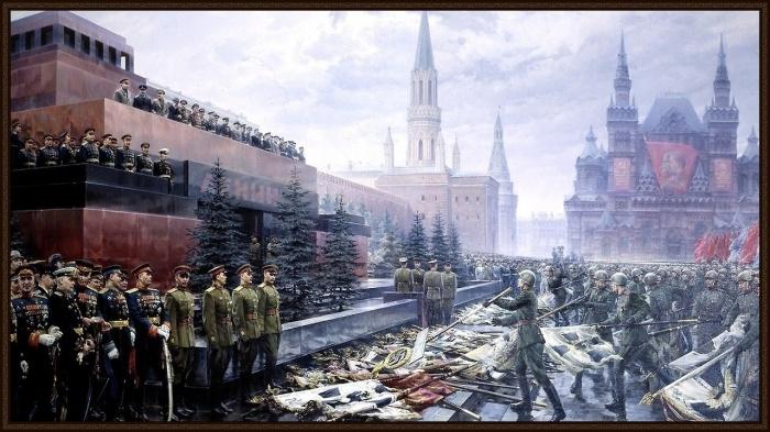 Конец устремлений Третьего Рейха