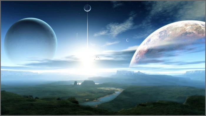 Планеты космонитов