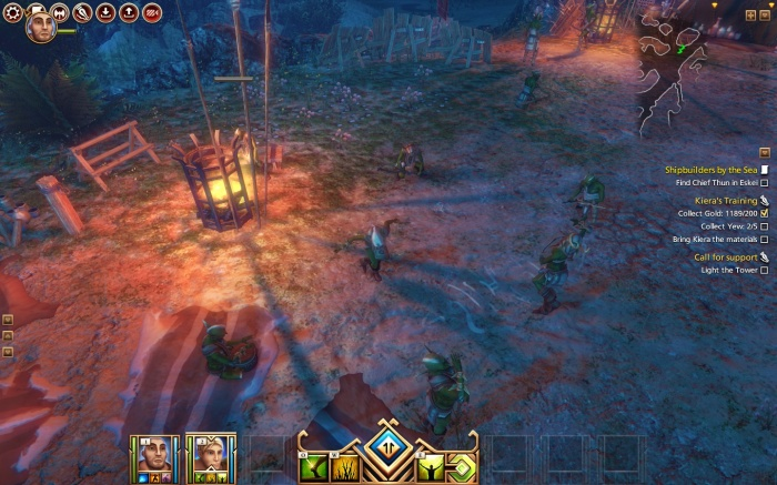 Воскресший древний воин ролевая игра сюжетно ролевая игра строители в старшей группе