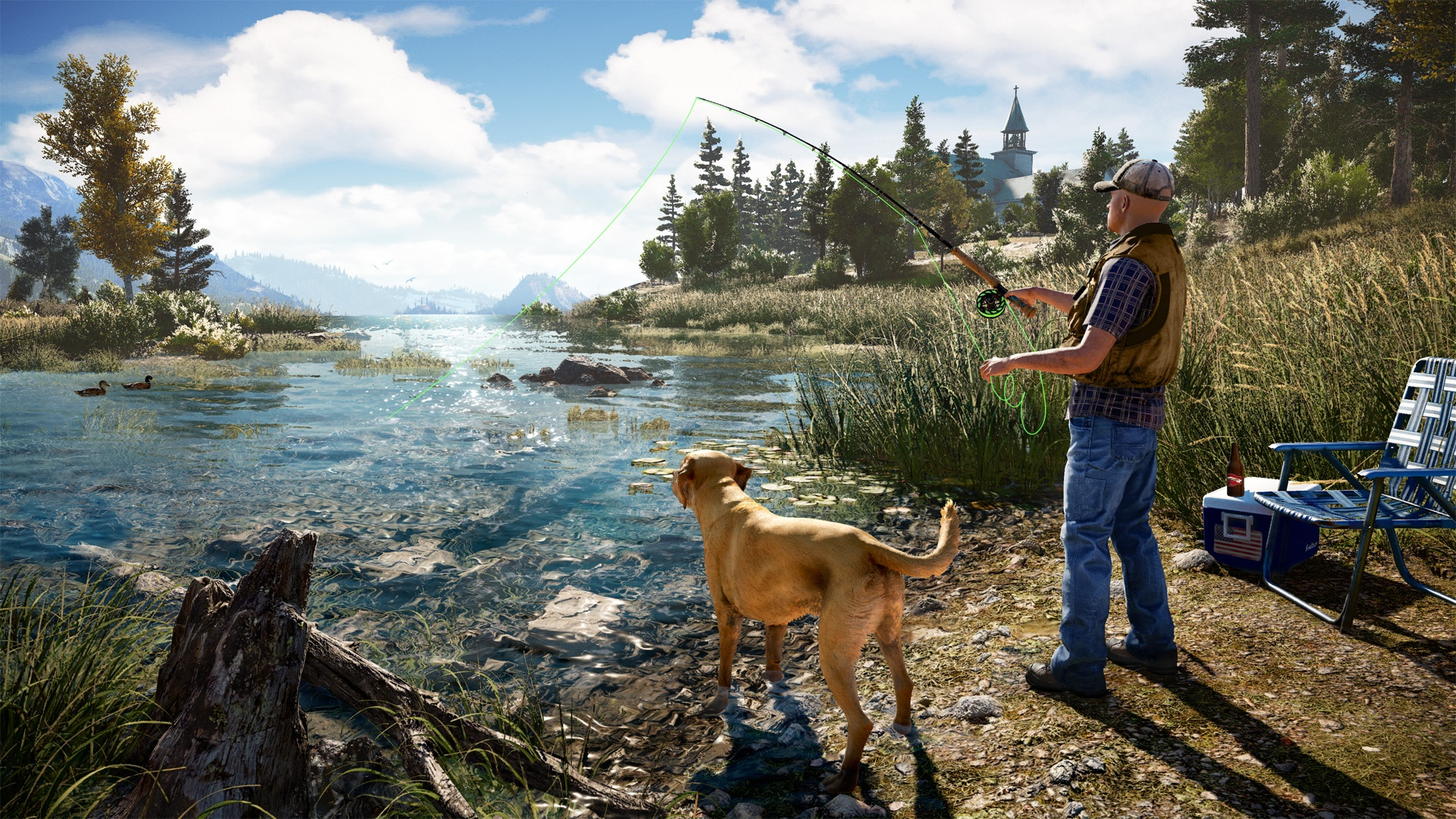 ключ Uplay с Far Cry 5