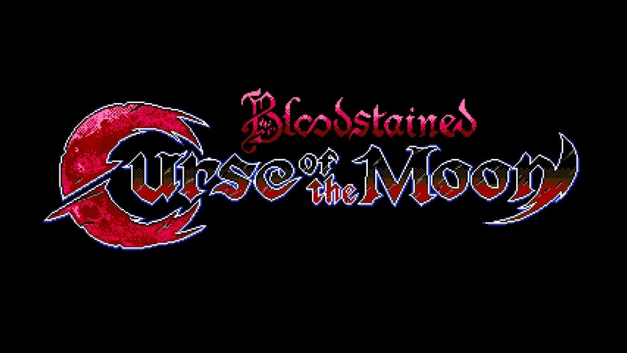 Of the curse moon bloodstained