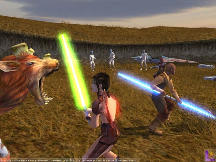 Star Wars Knights Of The Old Republic - Free