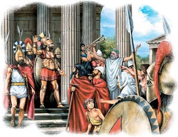 Реальная история Древней Греции в Assassin's Creed Odyssey. - Изображение 12