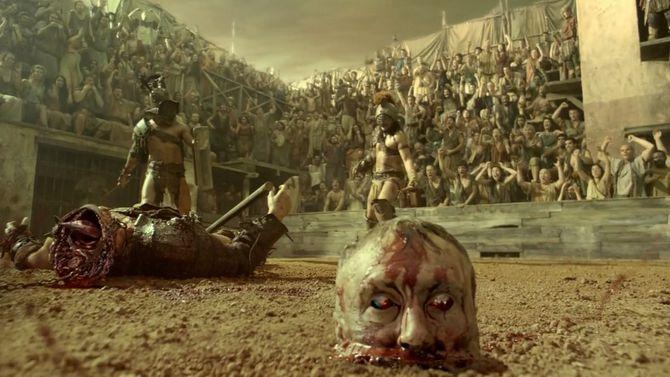 смотреть спартака боги арены:
