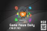 Game News Daily — # 18.01.13 (Ежедневные игровые новости)