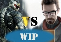 [SFM_WIP] Gordon Freeman vs Crysis Nano Suit
