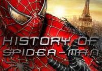 История длиною в игры Человек Паук / History Of Spider Man