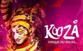 Cirque du Soleil — два часа сказочного мира