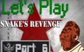 Прохождение Metal Gear Snake's Revenge Часть VI