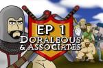[M.A.T.S.] Doraleous & Associates Episode 1: Open for Business [RUS DUB]