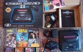 Поиск консоли и картриджей Sega Mega Drive 90-х годов